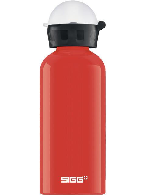 Sigg KBT Alutrinkflasche 0,4l tomato